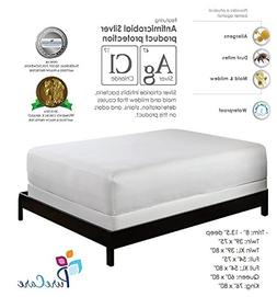 PureCare Premium 5-Sided Mattress Protector, Waterproof Alle