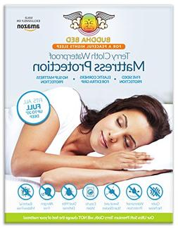 1 Full Mattress Protector Designed to Fit All Mattresses. Ul