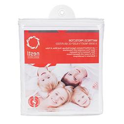 Nestl Bedding Mattress Encasement Mattress Protector for Bed