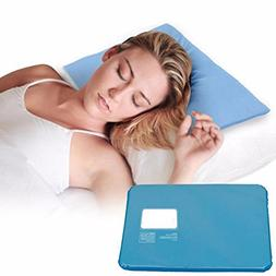Portable Traveling Cooling Pillow Mat,Relaxing Sleeping Cold