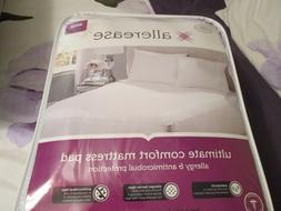 AllerEase Allergy  Protection Mattress Protector KING PAD NE