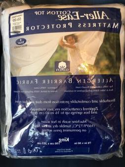 allerease mattress protector king New In Bag