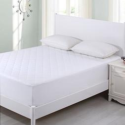 Dreamaker Allergy Sensitive Cotton Quilted Mattress Protecto