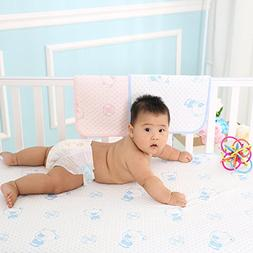 Baby Adult Reusable Waterproof Underpad Bed Mattress Pad She