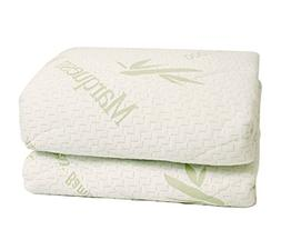 bamboo mattress protector breathable