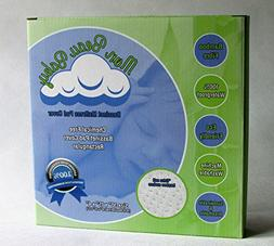 Premium Bamboo Bassinet Pad Cover | Hypoallergenic | Absorbe