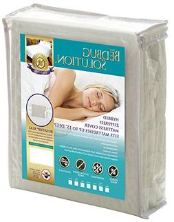 The Allergy Store Bed Bug Solution Hybrid Stretch Zippered W