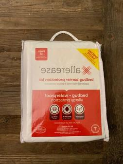 Allerease Bedbug Barrier Protection TWIN XL ZIPPERED MATTRES