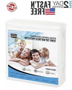Utopia Bedding Premium Hypoallergenic Waterproof Mattress Pr