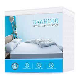 Richave California King Size Mattress Protector Premium Hypo