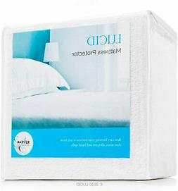Cotton Pad Bedding Cover Topper Sheet - Full Size Memory Foa