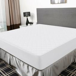 Deep Pocket Mattress Protector 100% Bamboo Surface Waterproo
