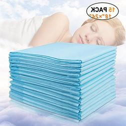 Baby Diaper Changing Pads, Disposable High Absorbent Waterpr