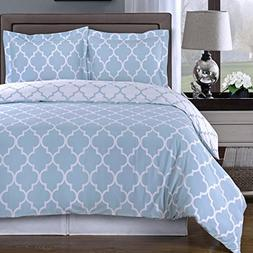 Duvet Cover Set and Pillowcases 3 piece King/Cal King Size