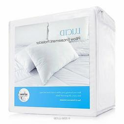 Encasement Mattress Protector by Lucid Full