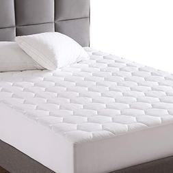 EXQ Home Mattress Pad Queen Size Quilted Mattress Protector