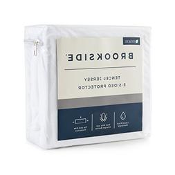 Brookside Five Sided Tencel Jersey Mattress Protector - Soft