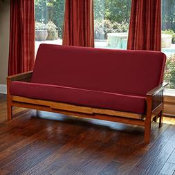 Futon Cover with 3 Sided Zipper - Factory Direct - Full or Q