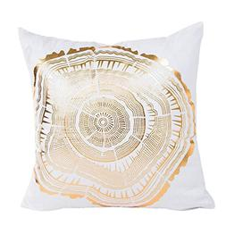 Esharing Gold Foil Printing Pillow Case Fresh & Cool Allergy