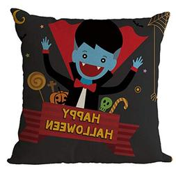 Kasenxet Happy Halloween Party Home Decor Office Sofa Geomet