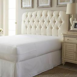 Hotel Quality Zippered Mattress Protector - 100% Bed Bug Pro