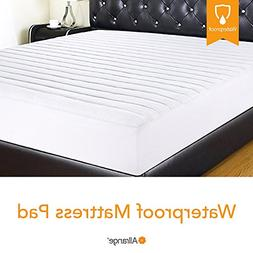 Allrange Hypoallergenic Quilted Fitted Waterproof Mattress P