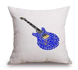 Funny bag Ink Painting Instruments Bass Electric Guitar Cell