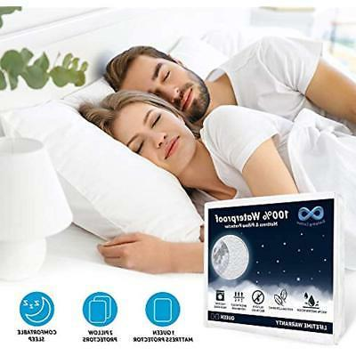 Everlasting Waterproof Mattress And Free Pillow