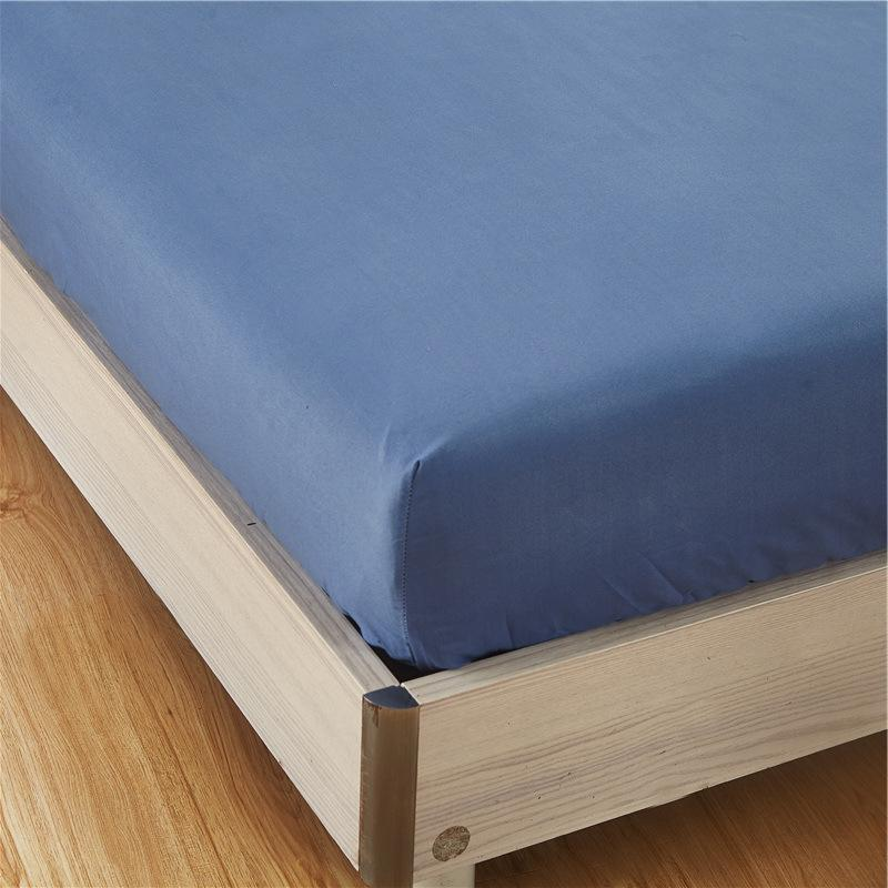 11 Colored Cover Solid Waterproof Hypoallergenic Anti-mite Sheet <font><b>Mattress</b></font> <font><b>Pad</b></font> Size Cover