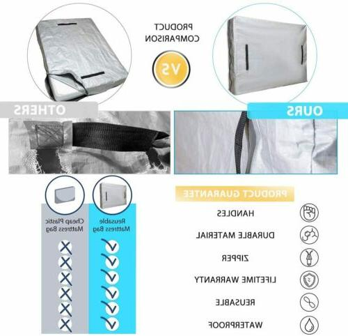 4 mattress cover with