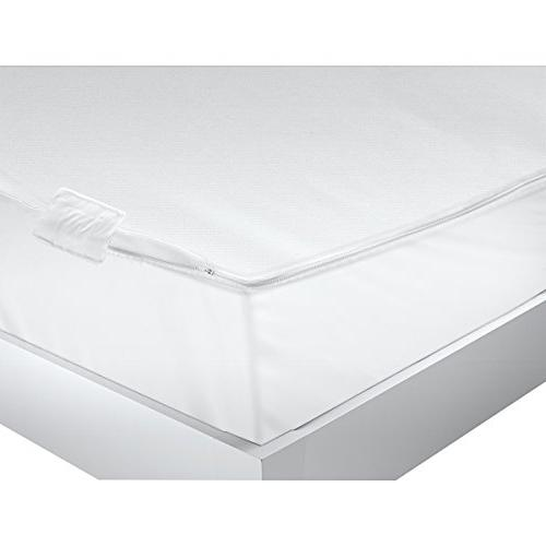 AllerEase Comfort Bed Antimicrobial - Collection of Dust Mites and Allergens, Free, Queen Sized