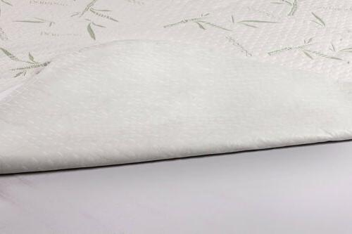Bamboo Cotton Cover Hypoallergenic