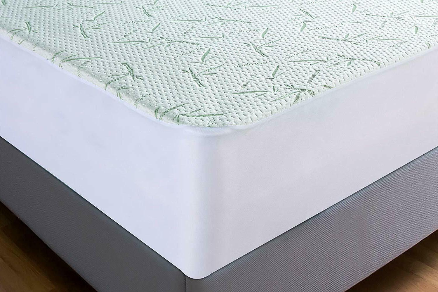 Waterproof Hypoallergenic Fitted Cover