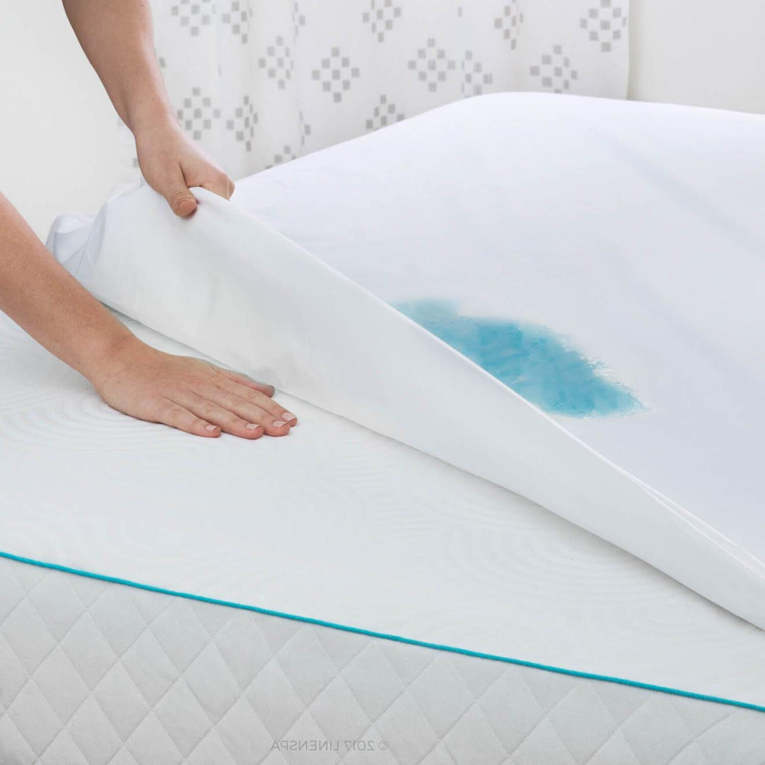 Deep Pocket Mattress Protector Waterproof Matress Pad