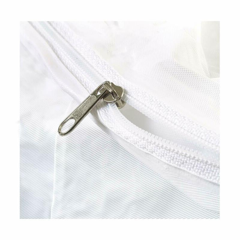 DMI Zippered Cover Protector, Twin Size,