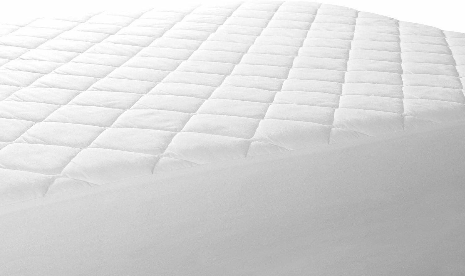 """Fitted Mattress Cover protector Up 16"""" Sizes"""