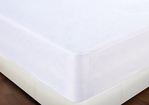 Utopia Bedding Premium Waterproof Vinyl Free - Fitted Mattress Cover