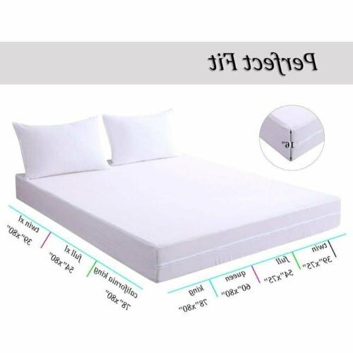 Mattress Cover/Protector Bed Encasement