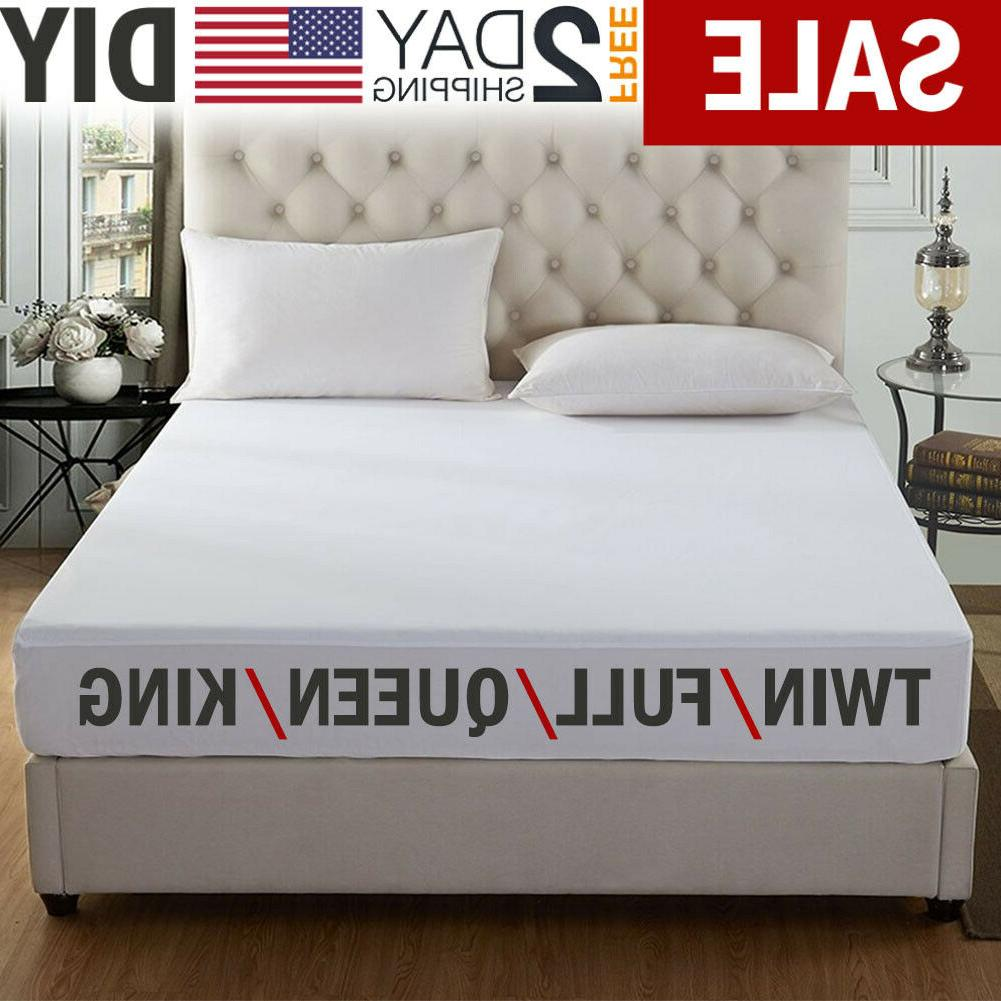 mattress cover protector waterproof pad twin full