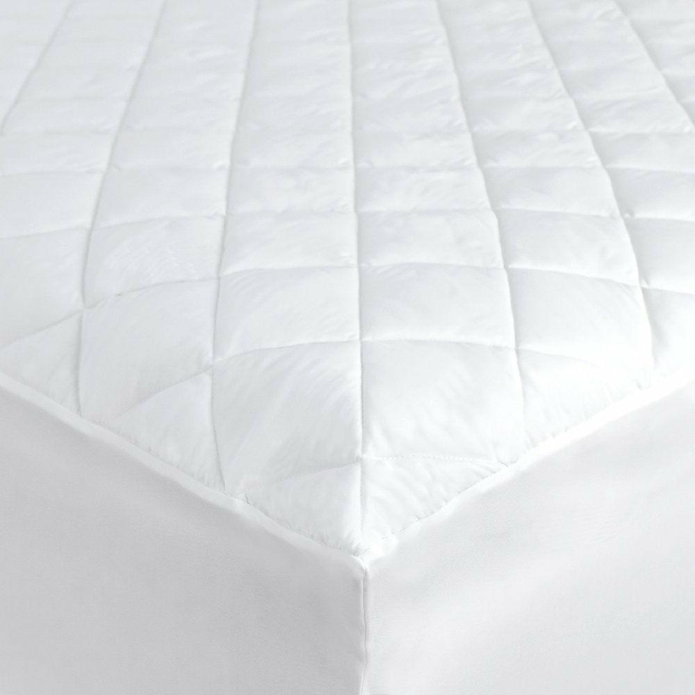 mattress pad cover topper protector quilted fitted