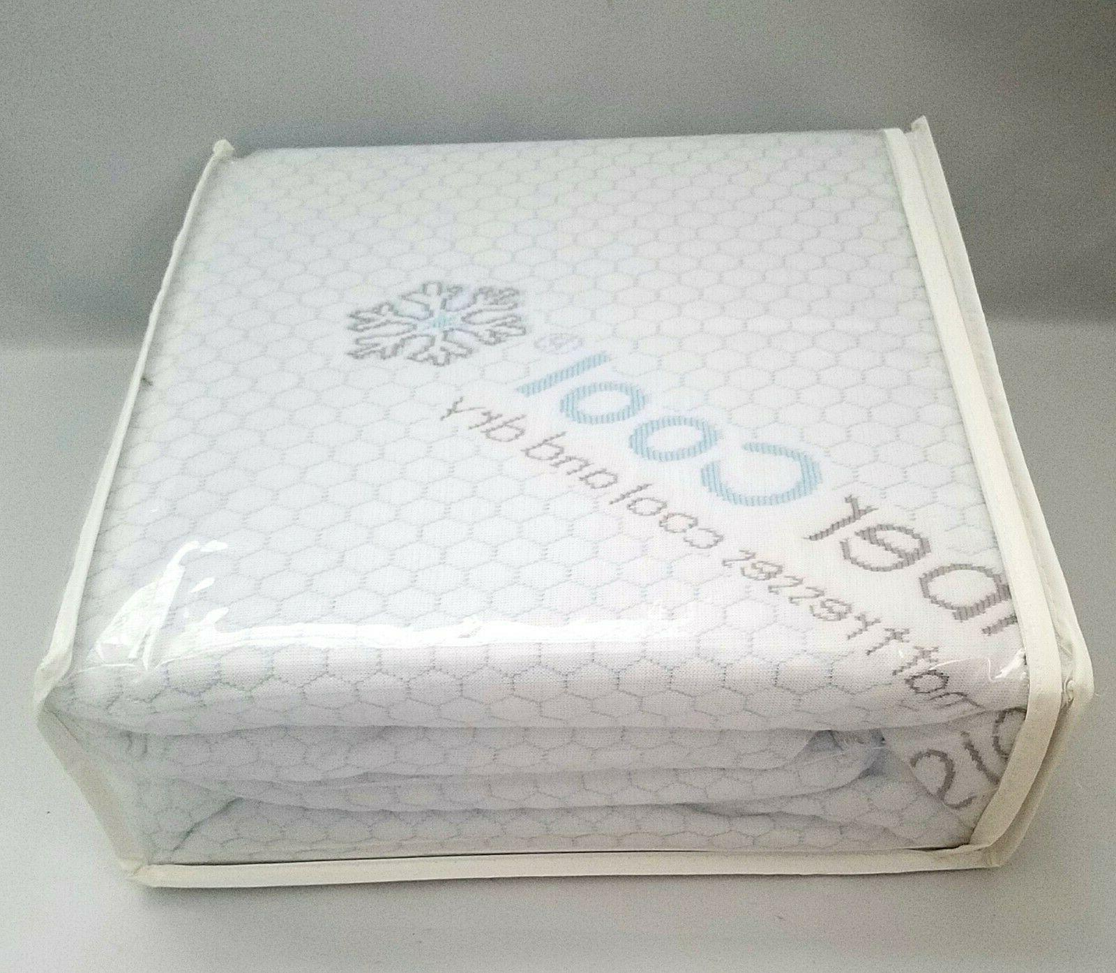 mattress protector breathable cooling 10 15 deep