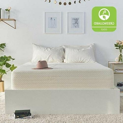 Mattress Protector Cover Gold CertiPUR Toxic Cool