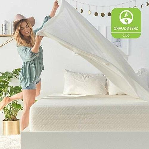 mattress protector cover greenguard gold certipur certified