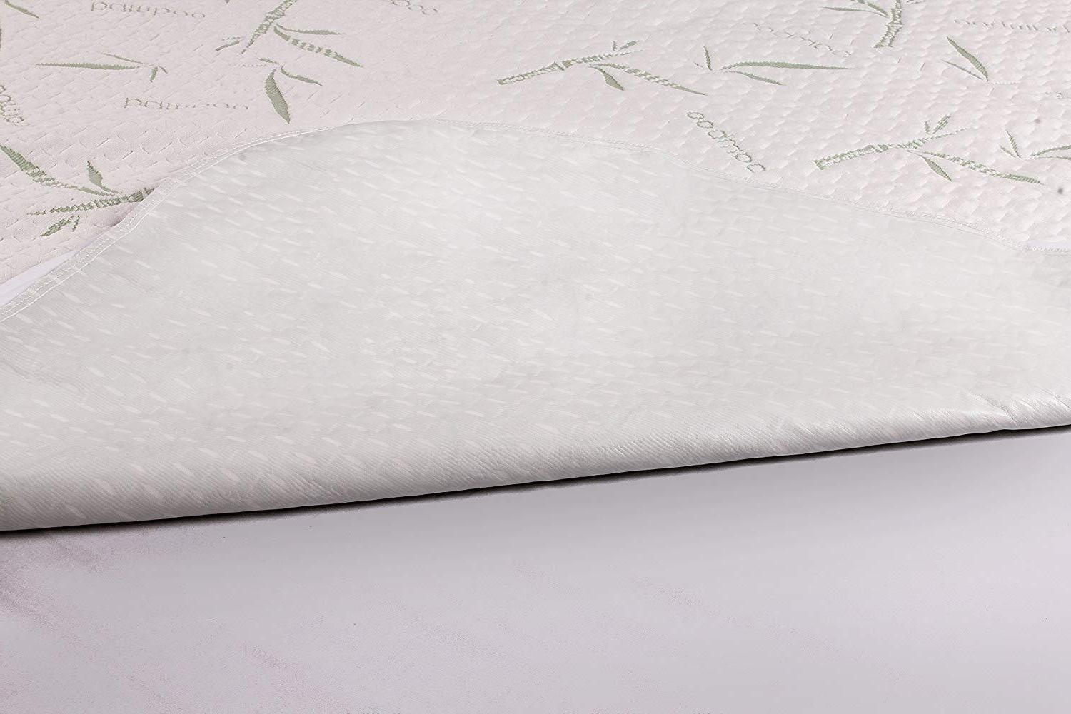 Bamboo Mattress Cover Pack Bedding