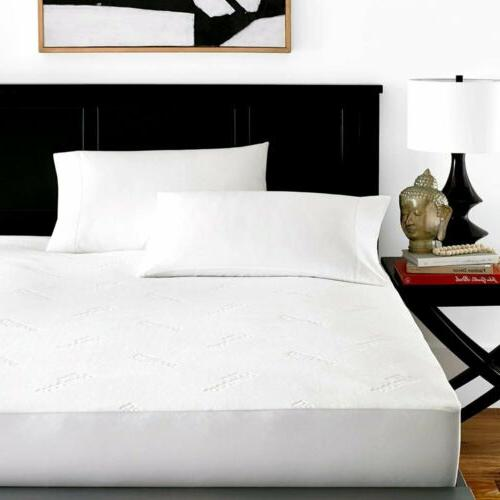bamboo mattress protector all sizes cover bed
