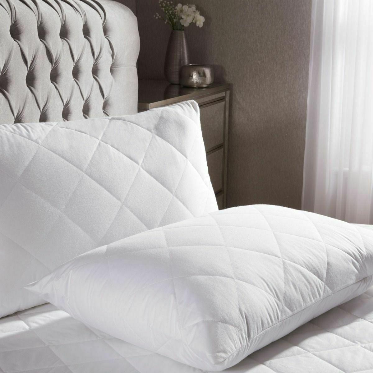 """Full Size Protector Pad Topper Cover 16"""" Deep Sheet"""