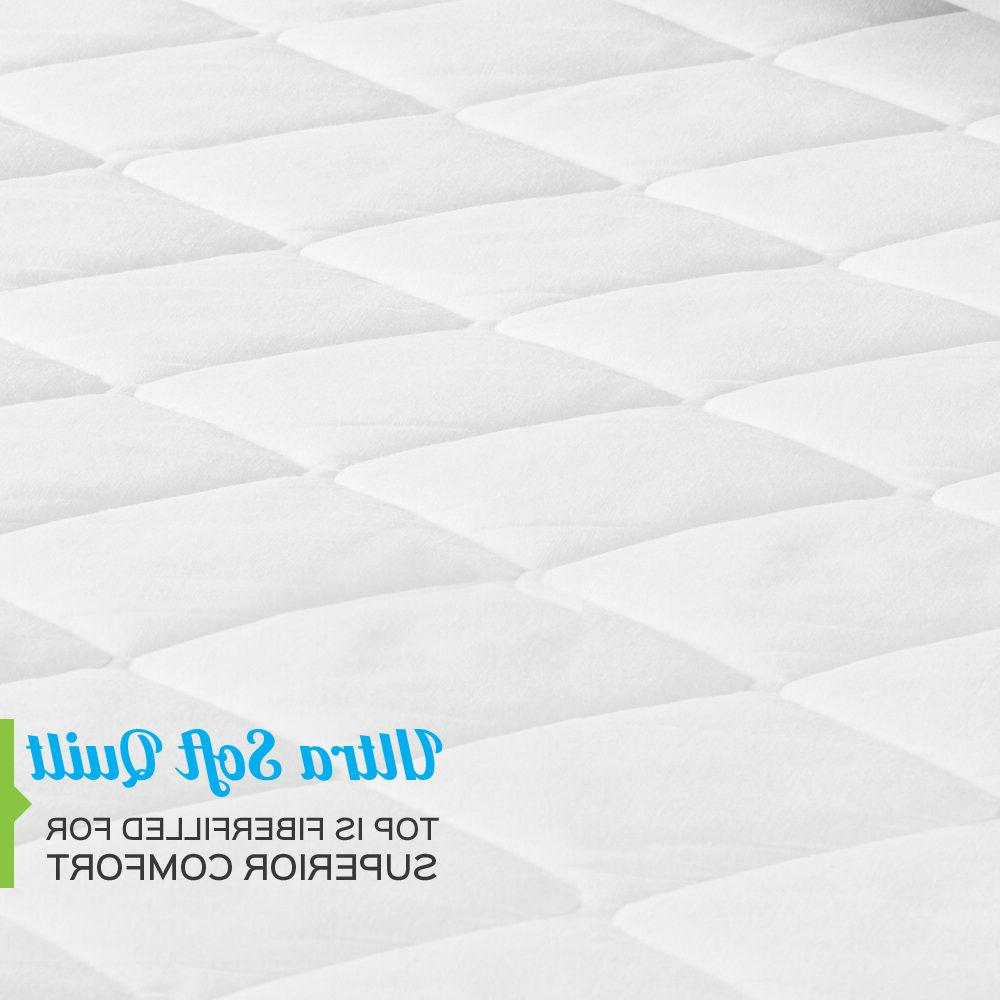 Quilted Hypoallergenic BedBug Mattress Cover