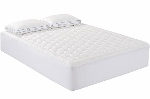 Columbia Sportswear Company Quilted Ice Fiber Cooling Mattress