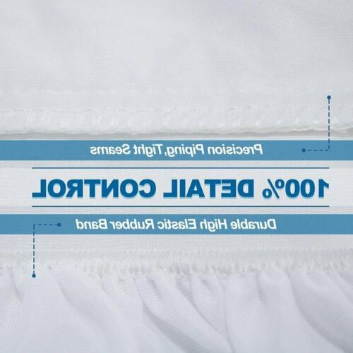 Mattress Cover Full Hypoallergenic Free