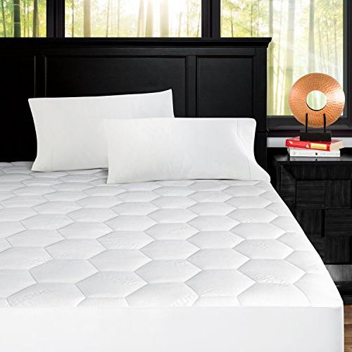 ultra soft fitted mattress pad